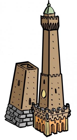 Two Towers (Due torri) Bologna