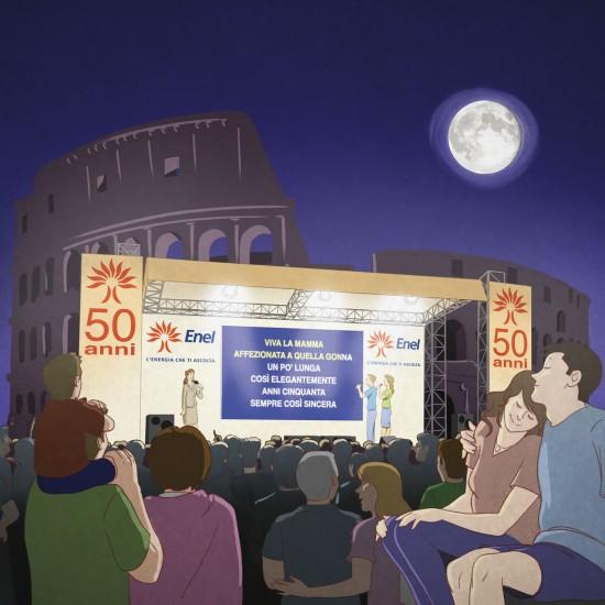 Karaoke a Roma (Karaoke in Rome)