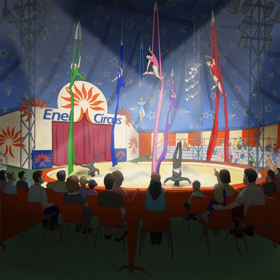 The Show - ENEL