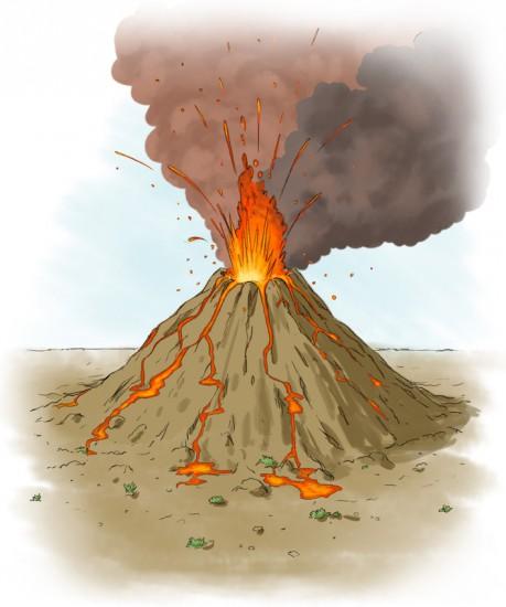 vulcano 3