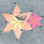 Piazzetta dei fiori (Flowers little square)