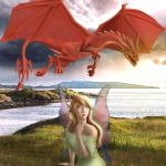 La fata e il drago (The fairy and the dragon)