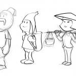 Eurocompany Character Design type2