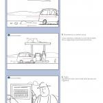 Unione Petrolifera storyboard page 2