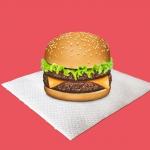 pannocarta - hamburger