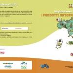 Brochure Alimos - I prodotti ortofrutticoli regionali copertina