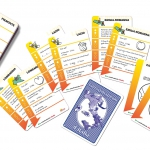 Cards game Alimos - Giro d'Italia Ortofrutticolo