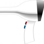hairdryer concept 2
