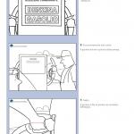 Unione Petrolifera storyboard page 3