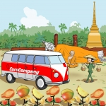 Eurocompany location key visual - THAILANDIA